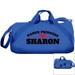 Sharon, dance princess