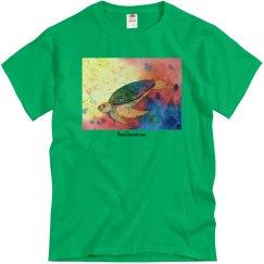 Kelly's Coral Sea Turtle