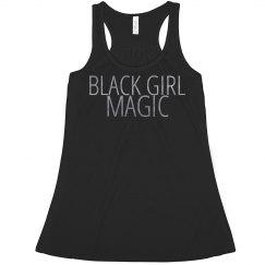 BLACK GIRL MAGIC (SILVER)