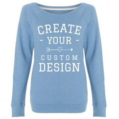 Create Your Custom Cozy Sweatshirt