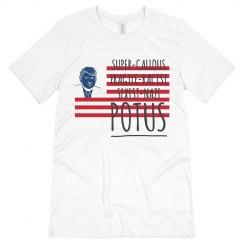 Not my POTUS 2017 - Men's T-shirt