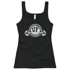 Uncensored Fitness Logo Tank Women