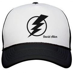 White Trucker Hat