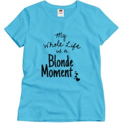 Blonde Moment 2