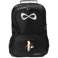 Aubrey K. Morgan Nike Backpack