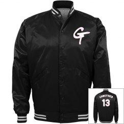 Undefined Baseball Jacket