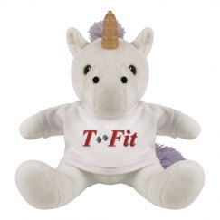 CUTE T-FIT UNICORN