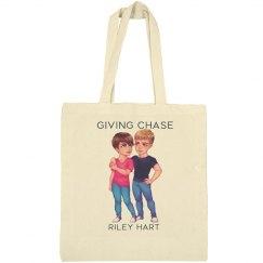 Giving Chase bag