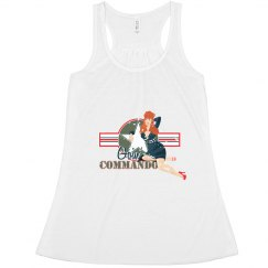 Goin' Commando-Distressed