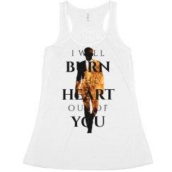 Burn Sherlock's Heart