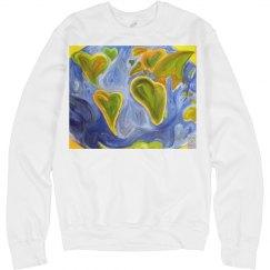 Worldly sweatshirt