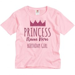 Princess Birthday