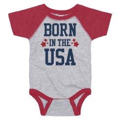 Born in the USA Fourth Bodysuit