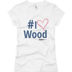 #ILOve Wood Tee