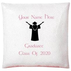 Graduate Pillow
