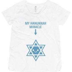 Hanukkah Miracle Baby
