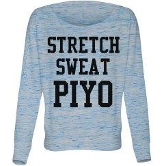 Stretch Sweat PiYo