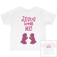 Jesus Love Me (Girl)