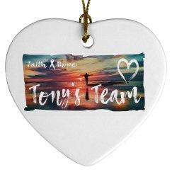 Tony's Team: Faith and Hope