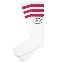 26.2 Marathon Socks