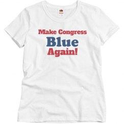 Make Congress Blue Again!