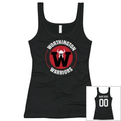 WW Jr. Fit Tank Custom