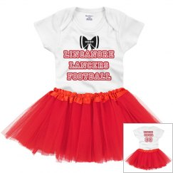 Little Sister onsie and tutu