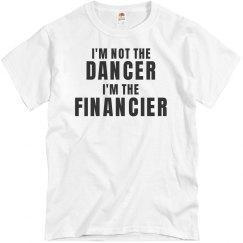 Not the Dancer But Financer Dad