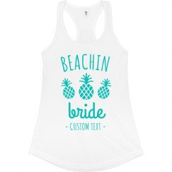 Beachin' Bride Custom Bachelorette