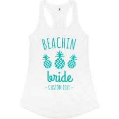 Beachin' Bride Custom Bachelorette