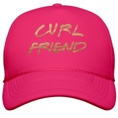 Curlfriend Trucker
