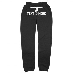 Personalized Gymnastics Sweatpants