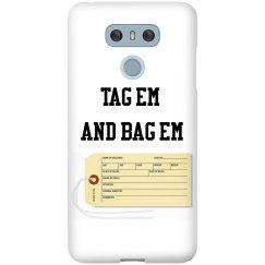 Toe Tag LG 6G case