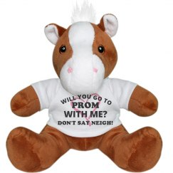 Don't Say Neigh To Prom