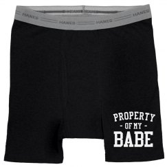 Property Of Gifts For Boyfriends