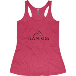 Team Rise Tank - Arrows 2