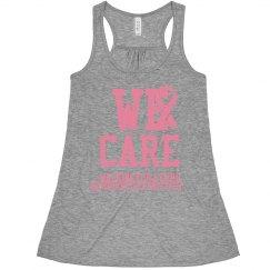 We Care tank top