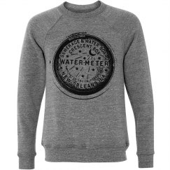 Water Meter Sweatshirt New Orleans