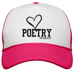 elite hats poetry