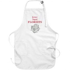 Logo Florists Apron