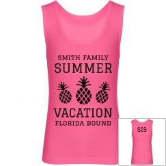Family Florida Vacation 4