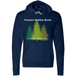 WHB trees navy