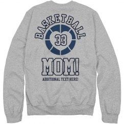 Basketball Mom Fan