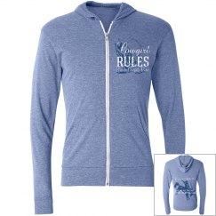 CGRule #2-LW hoodie/LT BL