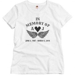 In Memory Of Heart