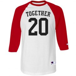 Together Baseball Tee