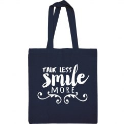 Hamilton Smile More Tote Bag
