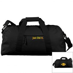 Just Did It Gym Bag