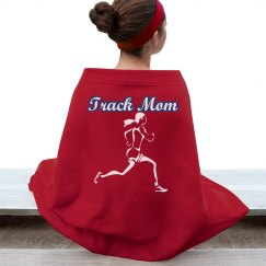 Jeuness Hot Pink Stadium Blanket Track Runner Logo