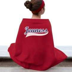 Jeuness Stadium Blanket w/ Tail